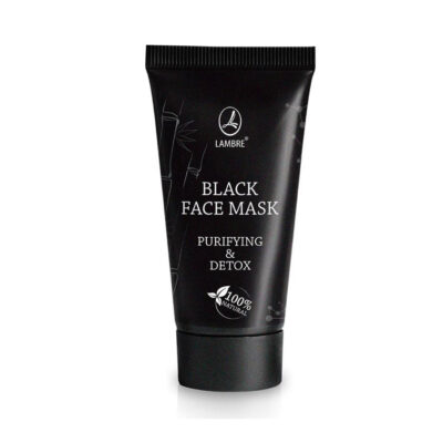 black face mask lambre